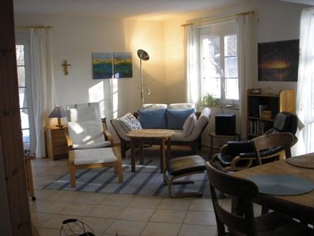 Prerow ferienwohnung am erlengrund for Wohnzimmer 33 qm