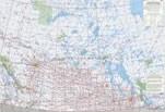 Prairies Region Canada Topo Map Index