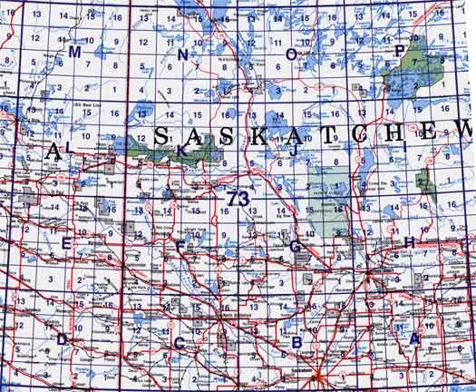 Buy Canada Topo Maps Online On DVD - Map of southern saskatchewan canada