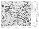 023F09 Lac Boissier Topographic Map Thumbnail