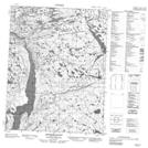 046J13 Hoppner Inlet Topographic Map Thumbnail