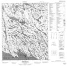 046L09 Repulse Bay Topographic Map Thumbnail