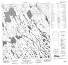 066A06 Sigalausivik Hill Topographic Map Thumbnail
