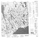 066A13 Whalebone Hill Topographic Map Thumbnail