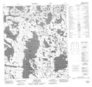 076C06 Afridi Lake Topographic Map Thumbnail