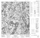 086C07 Devries Lake Topographic Map Thumbnail