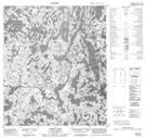 086C10 Carle Lake Topographic Map Thumbnail