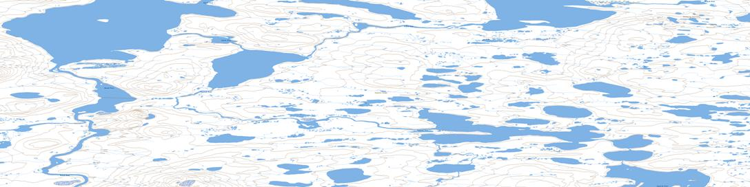 No Title Topo Map 077H05 at 1:50,000 scale - National Topographic System of Canada (NTS) - Toporama map