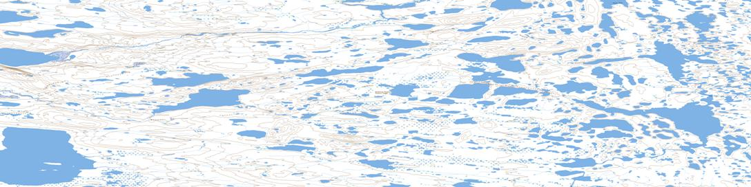 No Title Topographic map 077H14 at 1:50,000 Scale