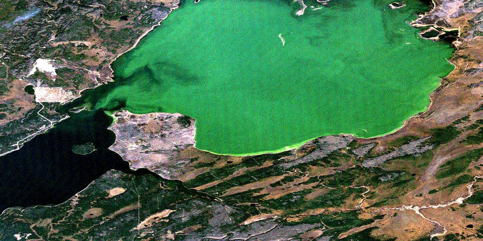 Primrose Lake SK Free Satellite Image Map K At - Free satellite maps online