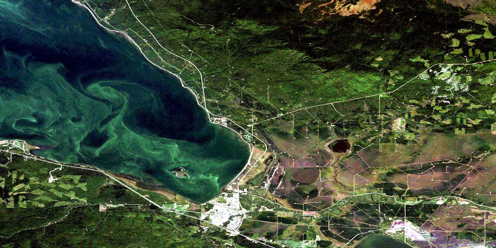 083o07 slave lake high resolution satellite image map